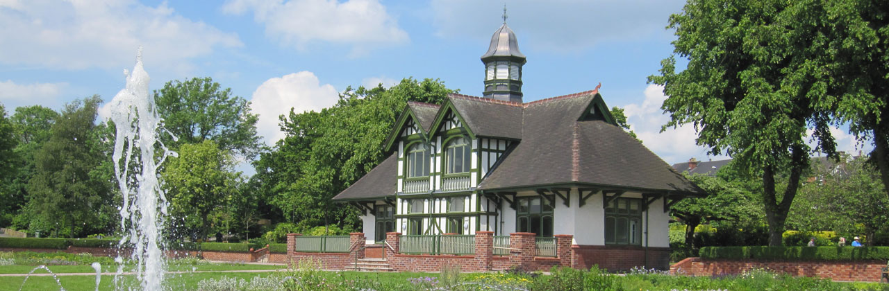Image of Burslem Park