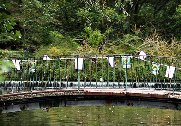 Jellicoe Water Gardens
