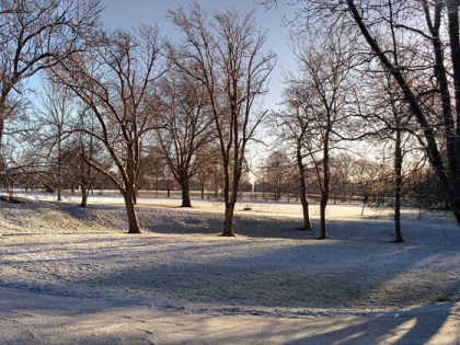 West Smethwick Park