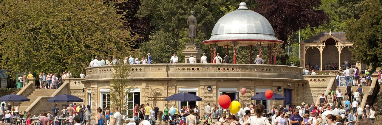 Picture of Roberts Park, Saltaire