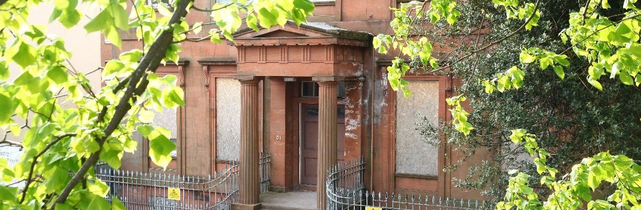 Picture of Moat Brae, Dumfries