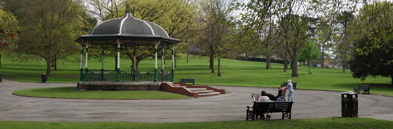 Picture of Mary Stevens Park, Stourbridge