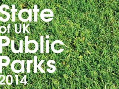 State of UK Public Parks